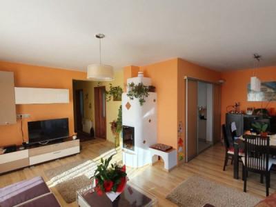 Apartament cu 4 camere cu garaj si curte comuna,98mp, Andrei Muresanu!