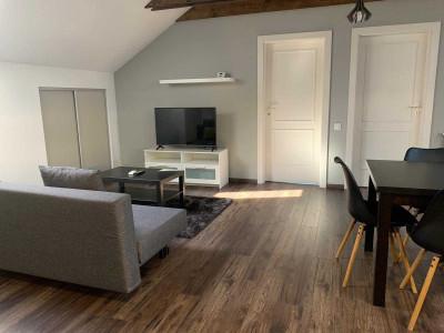 Apartament deosebit in Borhanci, 100 mp