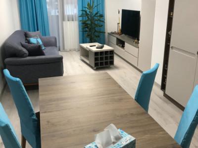 Apartament 2 camere, 54 mp, c-tie noua, ultramodern
