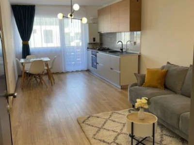 Apartament 2 camere, finisaje moderne, loc de parcare, Baciu