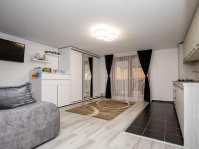 Apartament o camera, finisaje moderne, loc de parcare, Buna-Ziua