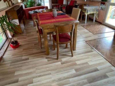 Apartament cu 2 camere, la casa cu gradina, zona linistita, 80mp in Grigorescu!!