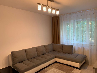 Apartament cu 3 camere, decomandat, finisat modern, mobilat si utilat, Manastur!