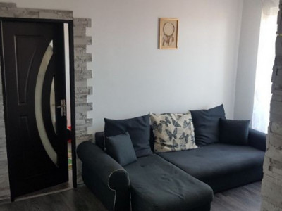 Apartament cu 2 camere, etaj 7/10, 56 mp, decomandat, zona Auchan Iris