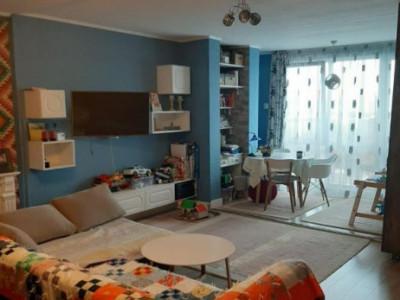Apartament cu 3 camere, ctie noua, zona Auchan Iris
