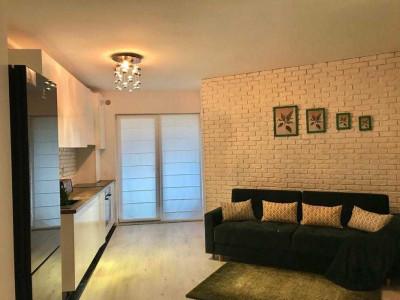 Apartament cu 3 camere, ctie noua, etaj 4/6, 66 mp, zona Auchan Iris
