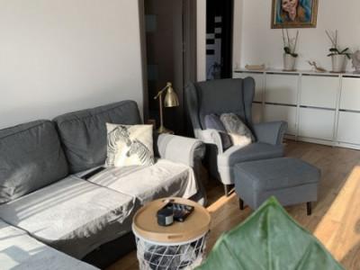 Apartament 3 camere in bloc nou tip vila, decomandat, finisat modern, Borhanci!