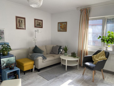 Apartament cu 1 camera, etaj 1/4, zona Biomedica