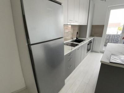 Apartament 2 camere, mobilat si uitlat, bloc nou + loc de parcare, zona A.Vlaicu